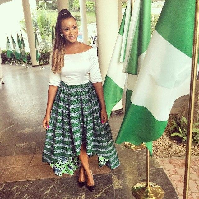 DJ Cuppy's real name is Florence Ifeoluwa Otedola and she is the heiress to the Otedola dynasty