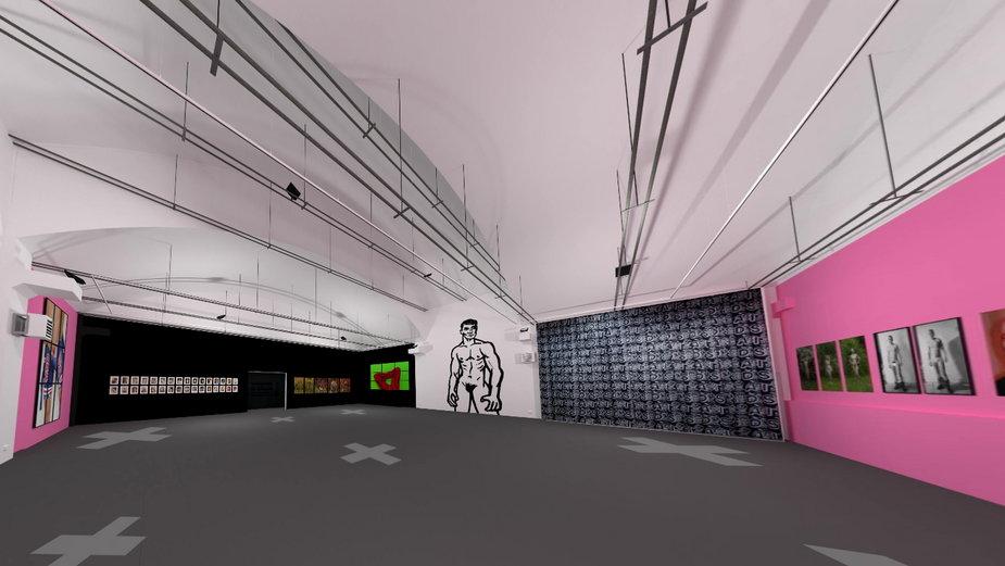 """Wirtualna wystawa """"Ménage à Deux"""""""