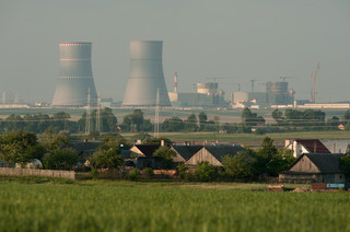 Białoruś: Odbiór pierwszego bloku elektrowni jądrowej w kwietniu lub maju