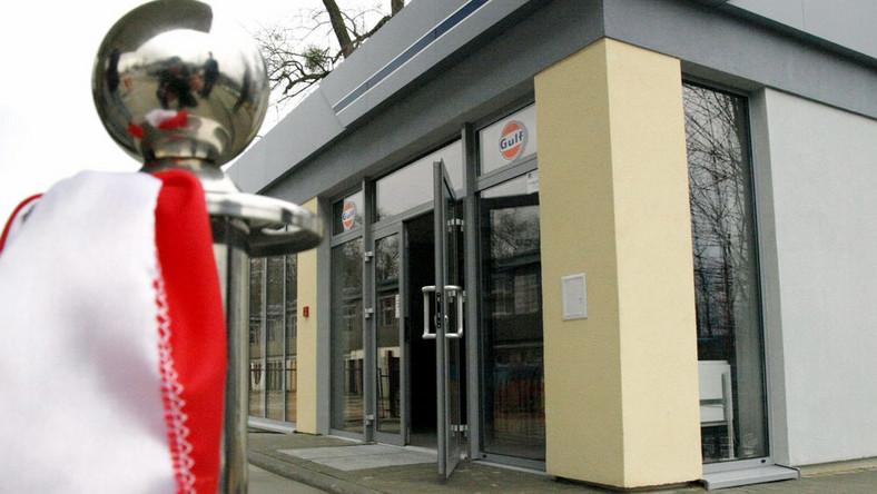 Policja z Gorzowa Wielkopolskiego otworzyła stację benzynową