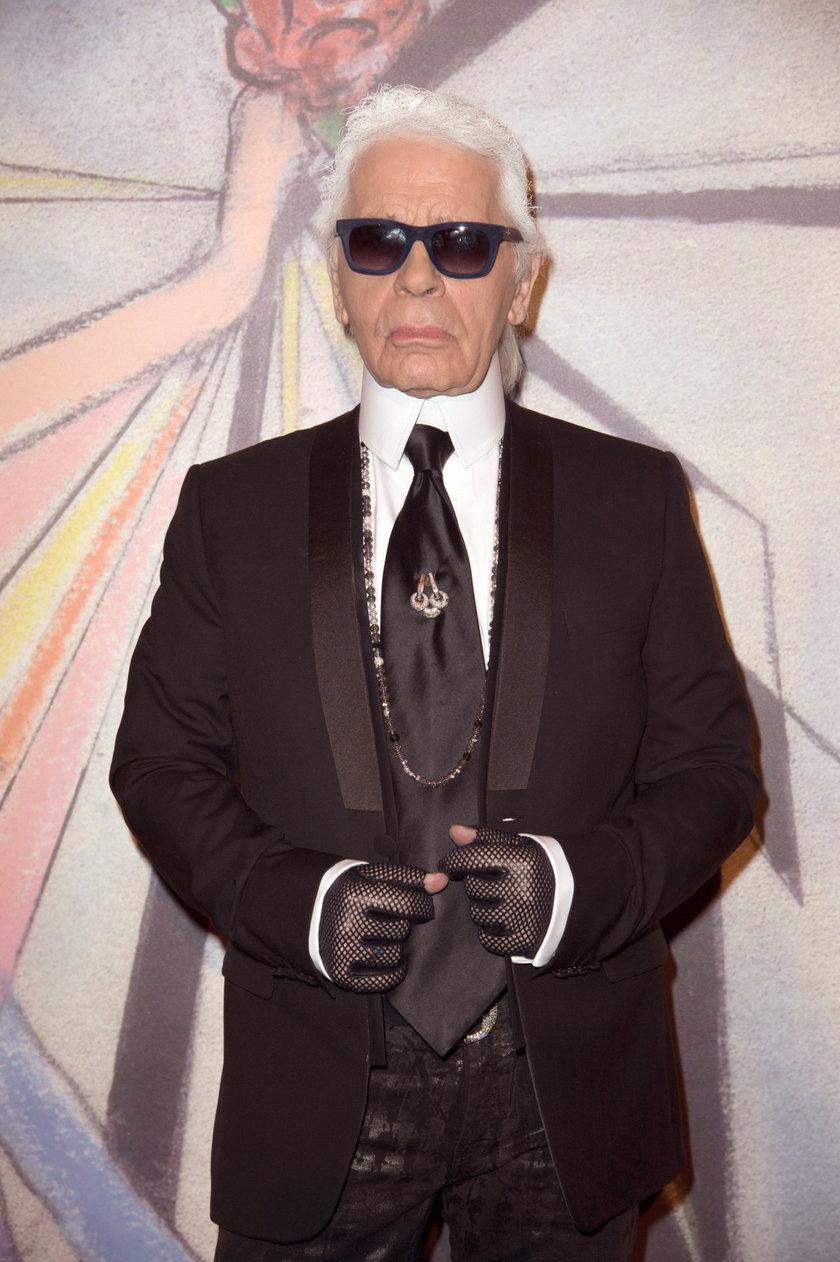 Kotka Lagerfelda