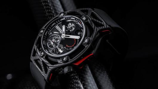 Hublot Techframe Ferrari 70 Year Tourbillon Chronograph