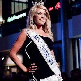 Teresa Scanlan została Miss USA