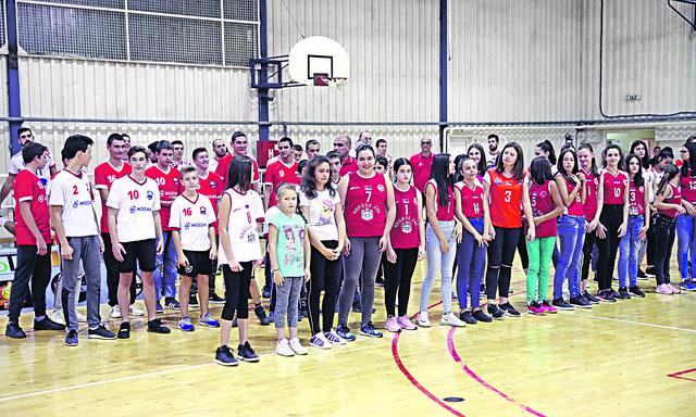 Budućnost kluba: dečaci i devojčice koji obožavaju odbojku