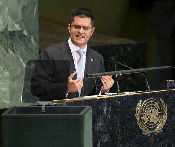 Jeremić u UN