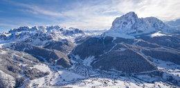 Katastrofa helikoptera w Alpach. Zginęło 5 osób, jedna osoba ranna