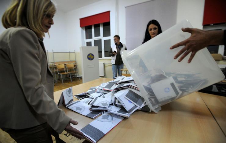 Kosovo, Izbori, Srpska lista