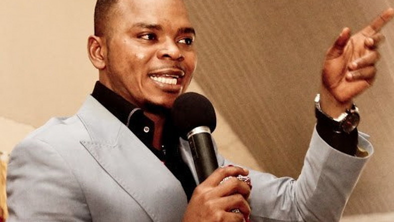 Bishop Daniel Obinim, owner of Obinim TV station