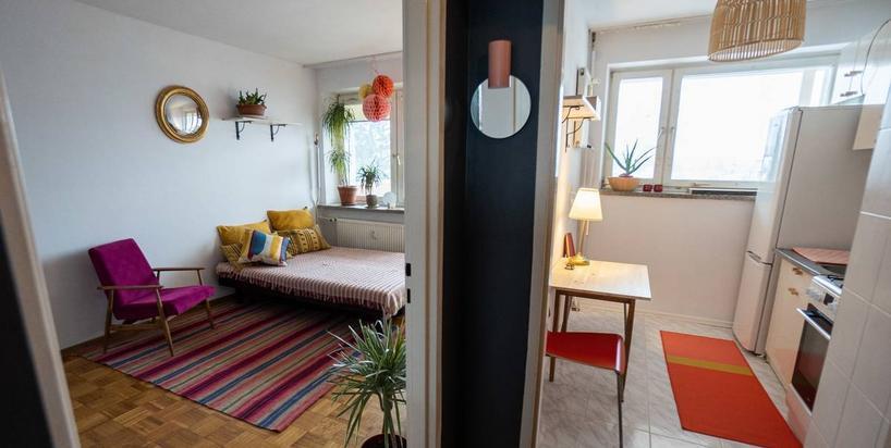 Drugie życie mebli, czyli o tym, jak urządzić mieszkanie za kilkaset złotych