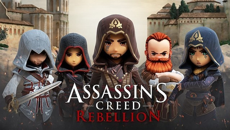 Assassin's Creed: Rebellion - Ubisoft zapowiada nową grę free-to-play na iOS i Androida