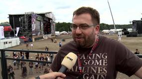 Bartosz Węglarczyk na Przystanku Woodstock: Jurek Owsiak buduje społeczenstwo obywatelskie
