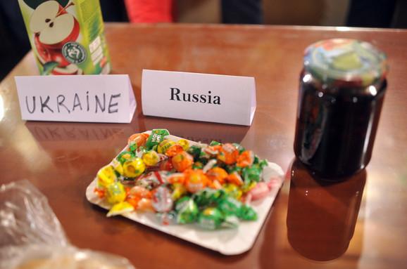 Ukrajina, Rusija i tegla džema od višanja