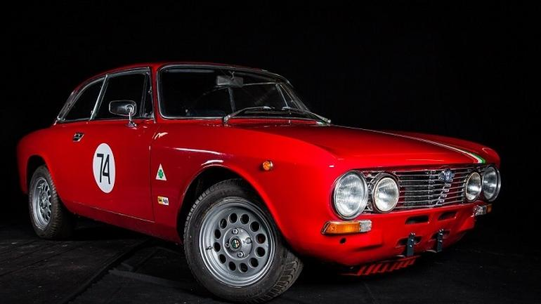 Aukcja klasyków – Alfa Romeo GT 1600