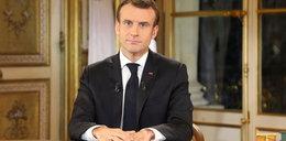 Fatalne wieści dla prezydenta Francji