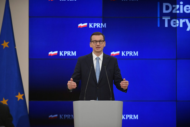 Premier ma również uprawnienie do akcji Santandera o wartości do 350 tys. zł, pożyczył też swojej siostrze około 300 tys. zł