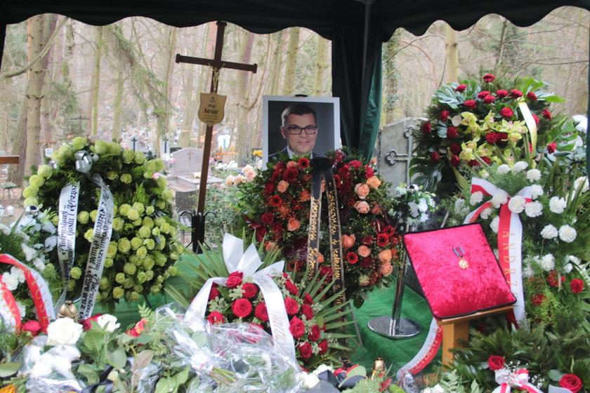 pogrzeb Piotra Świąca