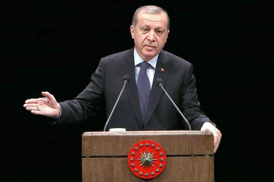 7. Recep Tayyip Erdogan