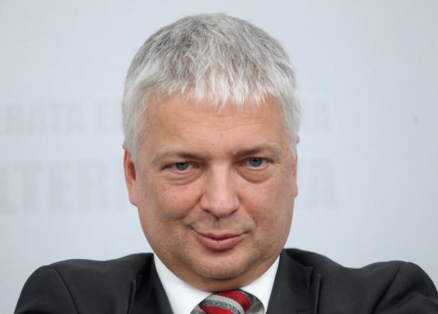 Dr Robert Gwiazdowski, prezydent Centrum im. Adama Smitha.
