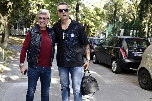 Saša Popović i Đorđe David