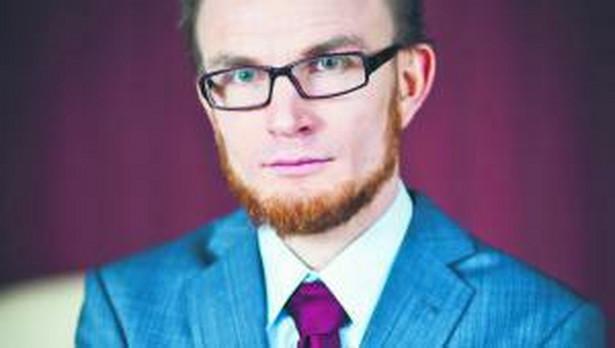 Piotr Lewandowski prezes zarządu Fundacji Naukowej Instytutu Badań Strukturalnych
