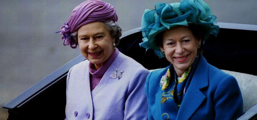 Królowa Elżbieta II zniszczyła miłość swojej siostry