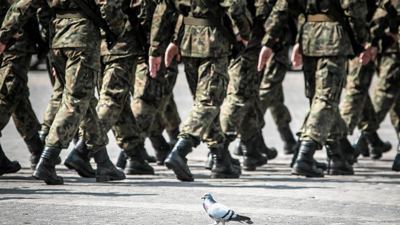 Dziś przysięgi żołnierzy Terytorialnej Służby Wojskowej