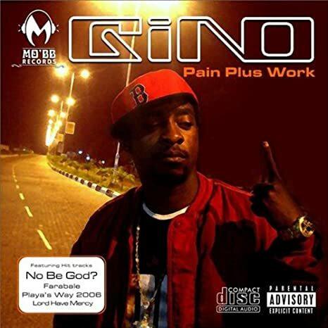 Gino - Pain Plus Work. (MOBB)
