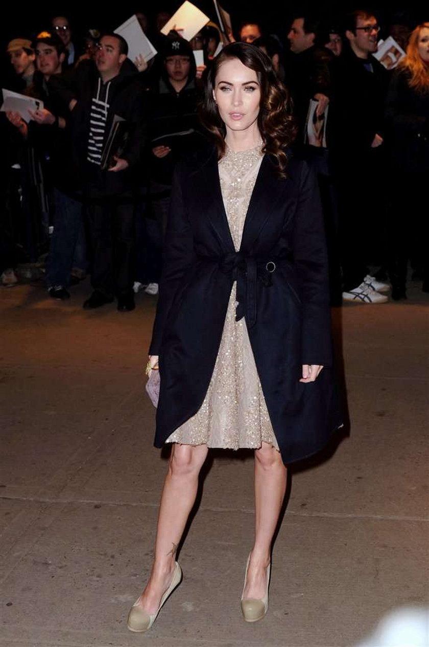 Sobowtór Megan Fox - Tamara Ecclestone