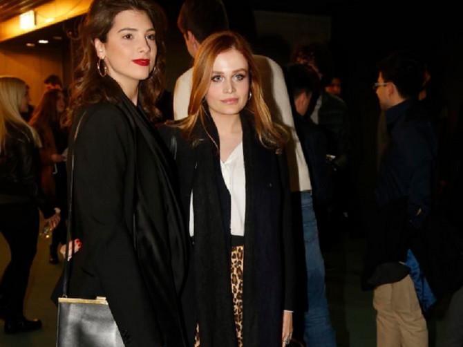 Mina Sovtić  (desno): da li vam se dopada njen stajling?