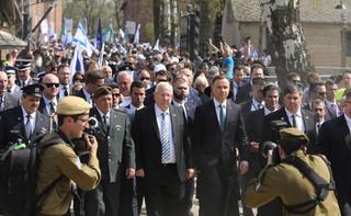 Polski ambasador w Izraelu o 'wrodzonym antysemityzmie Polaków': To niesłusznie stawiane zarzuty