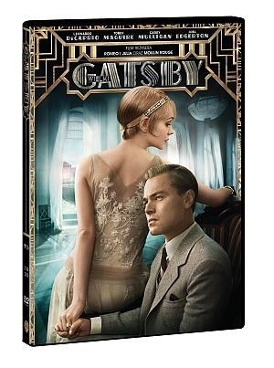 """""""Wielki Gatsby"""" - okładka wydania DVD"""