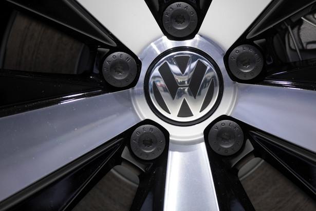 Logo Volkswagena.