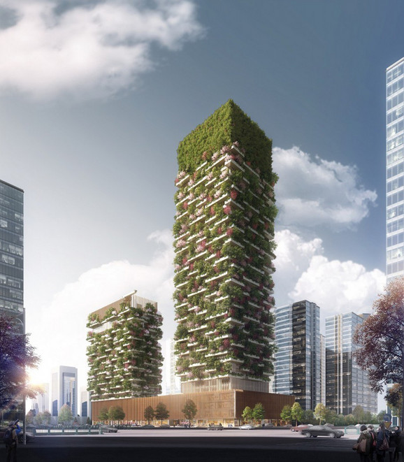 Projekat Zelenog grada