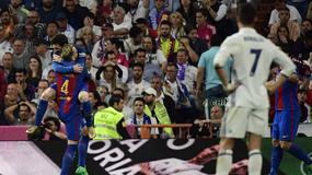 Real Madryt - FC Barcelona: Lionel Messi pogrążył Królewskich w ostatniej akcji