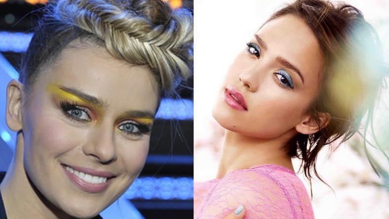 Hit sezonu: żółty makijaż