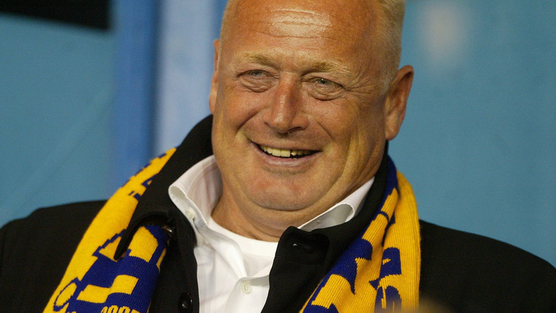 Za trzy lata Arka będzie w Lidze Mistrzów - zapewnia właściciel klubu, biznesmen Ryszard Krauze