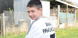 Wielka radość wybudzonego ze śpiączki 14-latka: mam koszulkę od Ronaldo