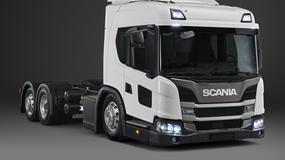 Scania: ciężarówka do miasta