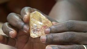 W Sierra Leone znaleziono ogromny diament