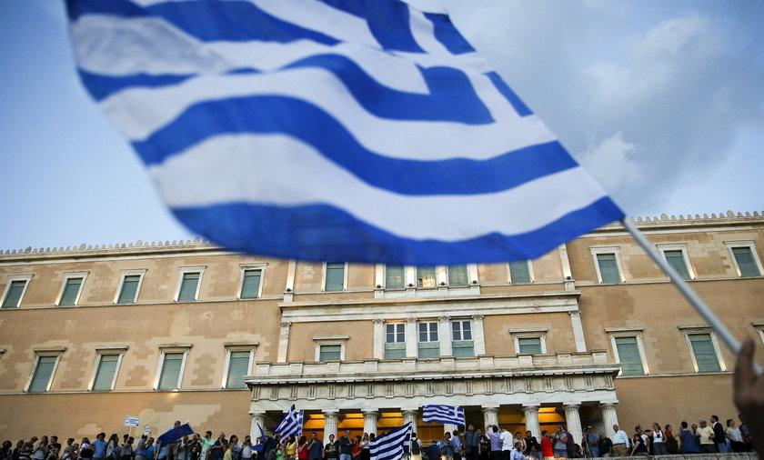 Przez Grecję najbardziej straci polski złoty?