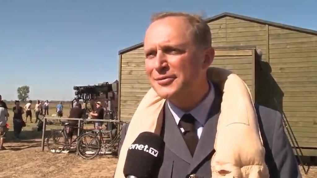 Reportaże Onetu: Z kamerą na planie filmowym