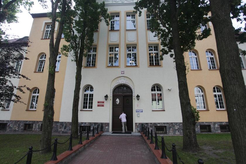 Sąd Rejonowy w Człuchowie