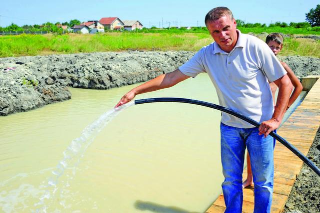 Voda od 24 stepena toplote nađena je na dubini od 180 metara