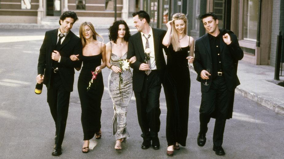 """""""Przyjaciele"""" wracają po 17 latach"""