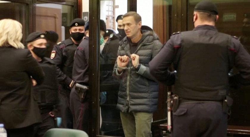Zapadł wyrok w sprawie Aleksieja Nawalnego