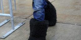 Najbrzydsze buty tej zimy wyglądają tak...