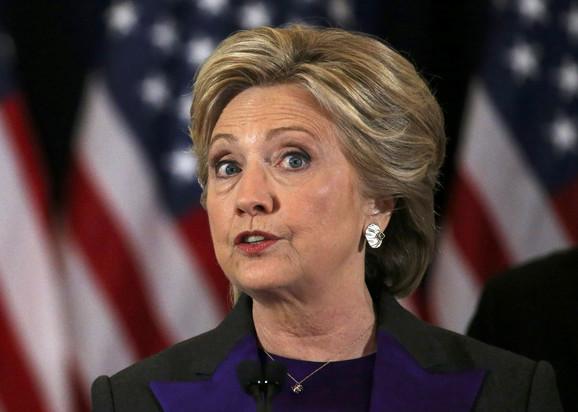 Nesuđena predsednica Amerike: Hilari Klinton
