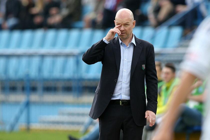 Berg o krok od podpisania kontraktu. Legia zaoszczędzi fortunę?