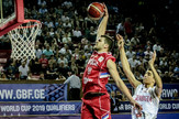 Košarkaška reprezentacija Srbije, Košarkaška reprezentacija Gruzije