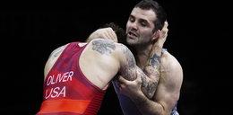 Zapaśnik Magomedmurad Gadżijew walczy o igrzyska. Zlał mistrza świata